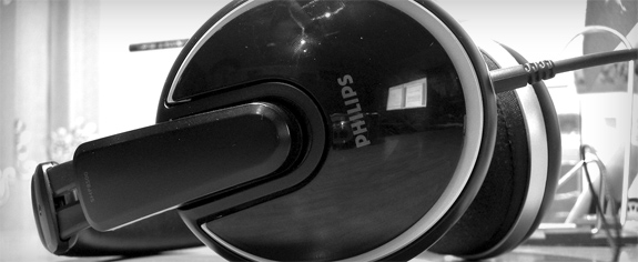 Philips SHP 8500
