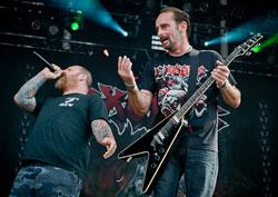 Exodus Hellfest 2012