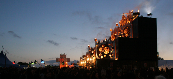 Hellfest - report 2 les groupes