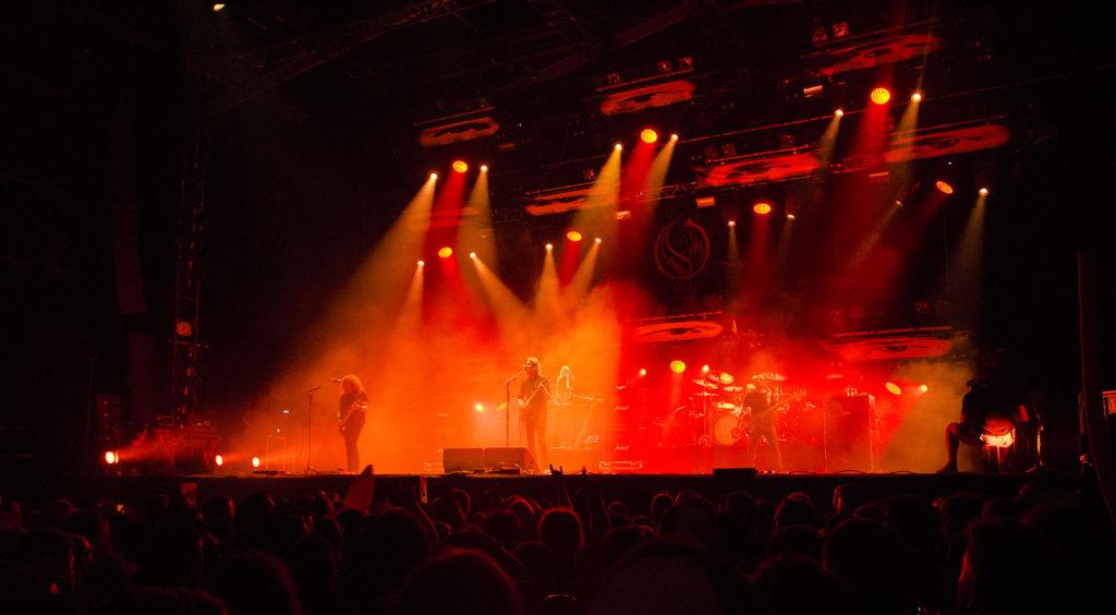 Opeth - Hellfest